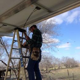 solar carport maintenance