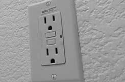 wall outlet for ev charging
