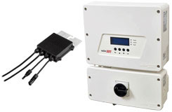 solaredge inverter and dc optimizer